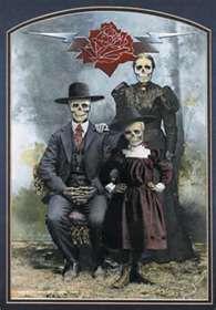 Grateful Dead, The - Stanley Mouse - Dead Family
