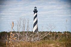 OBX Cape Hatteras Lighthouse