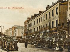 Warwick Way, Pimlico, London Photographic Print at AllPosters.com (date??)