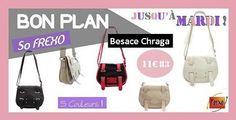 Bon Plan - Besace Chraga - So Frexo - A retrouver sur www.frexo.fr