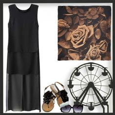 Mysterious by doris1990 on Polyvore