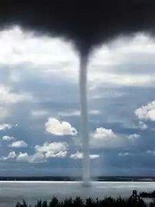Water Spout Tornado