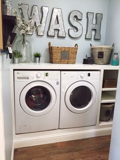Small space laundry room storage tiny laundry rooms laundry rooms laundry rooms washer home ideas decorating ideas project ideas house washroom pantry basements solutioingenieria Choice Image