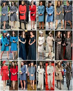 Here are some styling tips to look fab as The Duchess of Cambridge! :: 1.Even though she lives at a royal residence and has her own personal dressmaker, the Duchess of Cambridge isn't above wearing the same outfit twice.Although Kate often wears the same outfit several times she always reinvents the ensemble with different jewellery, hair and shoes - this is a great trick that all women can take on when refreshing old itemsThe Duchess always keeps it classy by never wearing anything too…