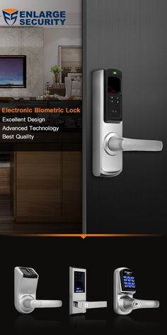 #homesecurity #smartdoorlock Smart door locks with advanced technology and best quality. Secure your home with the smart device.