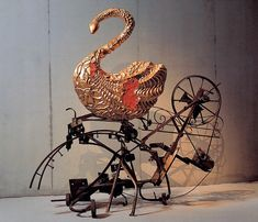 Biography of Jean Tinguely and also Famous Quotes and Quotes galery of Jean Tinguely Jean Tinguely, Pop Art Artists, French Artists, Art Optical, Optical Illusions, Texture Art, Texture Painting, Nouveau Realisme, French Sculptor