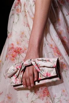 Valentino Spring 2012 Couture Fashion Show Details