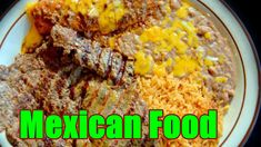 Mexican Food Rudi's NORTH AMERICAN ADVENTURES 02/25/18 Vlog#1355 - YouTube Mexican Food Recipes, Adventure, Vegetables, American, Youtube, Mexican Recipes, Vegetable Recipes, Fairytail, Youtubers