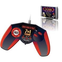 Excalibur® Plug & Play 7 - in - 1 Casino - just provide booze and music