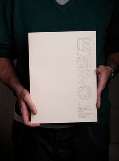 Empo (Identity, Lettering) by Lo Siento Studio, Barcelona. Handmade from cardboard.