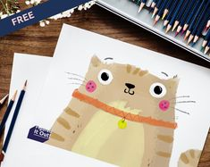 """Check out this @Behance project: """"Free Art Book Sketch Mock-up"""" https://www.behance.net/gallery/65441255/Free-Art-Book-Sketch-Mock-up"""