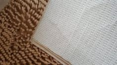 Amazon.com: Kissria Soft Non-slip Microfiber Polyester Chenille Shaggy Bath Mat…