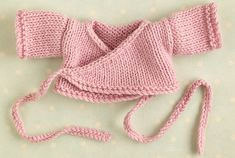 This little pattern is for a ballerina wrap cardigan which will fit any of the Little Cotton Rabbit animals. The body is worked in one piece, seamed and then the sleeves sewn on. Also included are instructions for making a simple, circular tutu.
