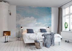 Wandbild Cloud Puff Von Rebel Walls 2329. Bilder SchlafzimmerSchlafzimmer  IdeenWohnzimmerInspirierenTapeten ...