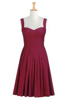 Casual Dress For Women , Summer Skirts And Dresses Shop women's designer dress: Women's stylish dress, Missy, Plus, Petite, Tall, 1X, 2X, 3X, 4X, 5X, 6X -   eShakti.com