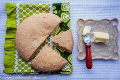 Cooking with Ria: Trinidad Coconut Bake (Pot Bake) Trinidad Coconut Bake Recipe, Trinidad Recipes, Guyanese Recipes, Trini Food, Island Food, Caribbean Recipes, Baking Recipes, Bread Recipes, Food Processor Recipes