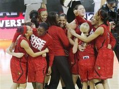 Louisville Cardinals womens basketball team becomes the Lowest Seed to Win a Final Four Game - Face UCONN in National Championship