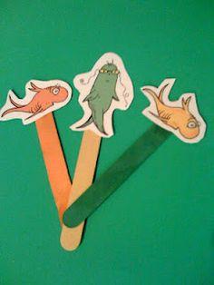 Free fish sticks