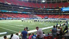 GA Dome 2013