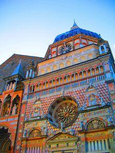 Bergamo, Italy lombardy