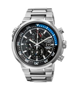 Citizen men watches : Citizen Men's CA0440-51E Eco-Drive Endeavor Chronograph Watch