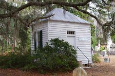 Prayer Chapel, Presbyterian Church  Edisto Island, SC, Established 1685