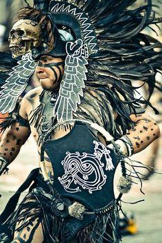 Aztec god of death, Mexico