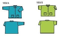Cutting Line, A Subtle Twist, Line Design, Sewing Patterns, Mens Tops, Jackets, Down Jackets, Patron De Couture, Dress Patterns, Jacket