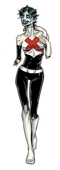 Image result for dead girl marvel