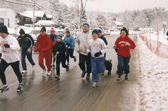 Winter Carnival Fun Run, feb 2, 2003