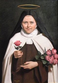 Saint Therese of the Child Jesus, Patroness of Missionaries Catholic Dating, Catholic Art, Catholic Saints, Patron Saints, Roman Catholic, Religious Art, Sainte Therese De Lisieux, Ste Therese, Maria Goretti