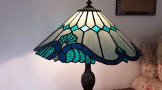 Handcut and Handmade Tiffany Style Stained door StarlightStainGlass