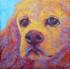 Contemporary wildlife artist Lisa Bohnwagner creates paintings of animals and writes about life to stir the soul & inspire stewardship for the world and oneself. Puppys, Animal Paintings, Brush Strokes, Carpenter, Pet Portraits, Painting & Drawing, Art Work, Mirrors, Dog Cat