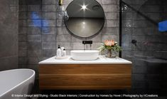 Timber Vanities - Solid Timber Bathroom Vanity Line for Stylish Homes Bathroom Mold Remover, Mold In Bathroom, Steam Showers Bathroom, Small Bathroom, Dark Bathrooms, Bathroom Goals, Bathroom Modern, Timber Bathroom Vanities, Timber Vanity