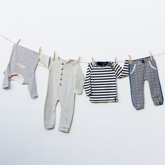 Laundry...a never ending story, unless it contains stripes! | Noppies baby spring/summer 2016 collection | #babywear #babyfashion #babystripes #stripes #stripedclothing #unisex #laundryquote #laundrydays #noppies