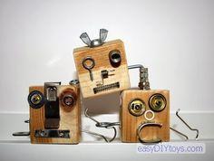 DIY Key Rings — easy DIY toys
