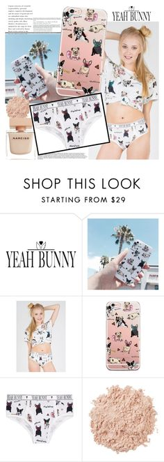 """YEAH BUNNY"" by gaby-mil ❤ liked on Polyvore featuring La Mer, Narciso Rodriguez, iphone and case"