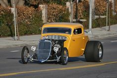 "34 Ford Coupe. ""Fat skinny"" one"