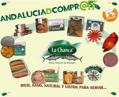 Para hacer un maravilloso regalo a un gran amigo o para disfrutar un fin de semana probando un poquito de todo os dejamos  este surtido de productos saludables que nos ofrece La Chanca, todo artesanal y con calidad certificada. No dejes de probarlo!!! Un picoteo de calidad! Disponible para ti  a un 5% de descuento y a un solo click lo puedes encontrar en Andalucía de compras: https://www.andaluciadecompras.es/portal/web/salpesca-s.l.