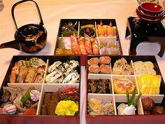 おせち料理 New Year dishes