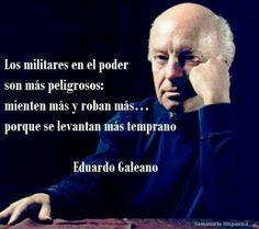 Eduardo Galeano, genio y figura.