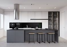 Pretty And Neutral Kitchen Designs What Is It 2 - neweradecor