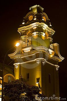 The Cathedral de Lima in Lima, Peru