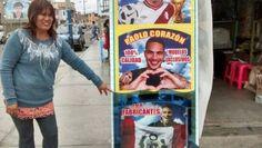 Paolo Guerrero: En Chimbote venden lápidas con el rostro del 'Depredador'