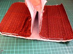 Accordion Wallet. Patchwork and Quilted Sewing Projects. DIY Photo Tutorial and Pattern.  Кошелек. МК.