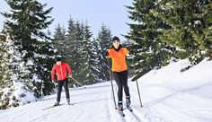 Winter Fitness Tips: How to Stay Active All Winter Long List Of Outdoor Activities, Winter Activities, Robert Walser, Ski Lift, Cross Country Skiing, Strong Body, Winter Park, No Equipment Workout, Getting Out