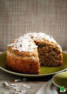 Sweet Desserts, Sweet Recipes, Cake Recipes, Vegan Recipes, Cooking Recipes, Vegan Cake, Healthy Sweets, Desert Recipes, My Favorite Food
