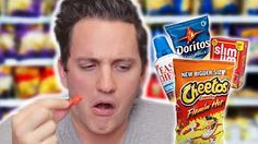 Australians Taste Test American Snacks - YouTube