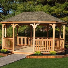 Wood Patio Gazebo Free DIY Gazebo Plans Ideas To Build With Step By . Square Gazebo Plans : Super Shed Plans 15 000 . Home and Family Diy Pergola, Wooden Pergola, Backyard Pergola, Pergola Shade, Patio Roof, Pergola Kits, Pergola Ideas, Pergola Roof, Cheap Pergola