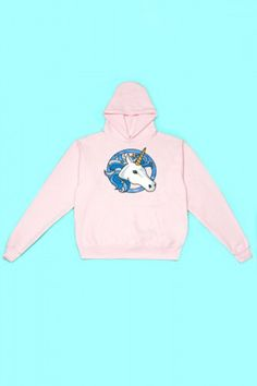 Spring Breakers Unicorn Hoodie for Opening Ceremony #unicorn #springbreak #hoodie #oc